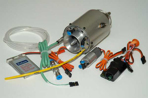 RC Aircraft Flyer » RC Jet Engine